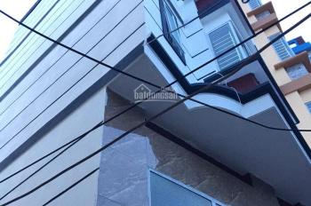 Bán nhà Hữu Hòa, Thanh Trì, 33m2, 5 tầng, ô tô cách nhà 30m