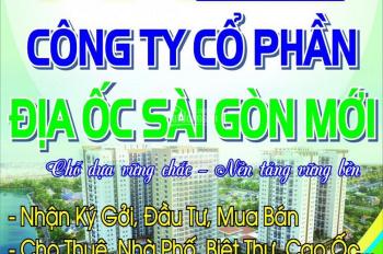 Cho thuê 2MT Võ Thi Sáu, DT 23 x 30m (700m2) 1 lầu, LH: 0902828902 - Công ty Sài Gòn Mới