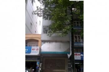 Cho thuê nhà MT Hồng Bàng Q5, DT: 4mx20m, 3 lầu, giá: 50 triệu