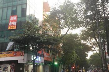 Bán gấp nhà 2 tầng mặt phố Ngụy Như Kon Tum, DT: 105m2, mặt tiền 5.71m. LH: 0911141386