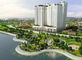 Cho thuê văn phòng tòa Home City Trung Kính, quận Cầu Giấy, Hà Nội DT 500m2, 1000m2 giá 190nghìn/m2