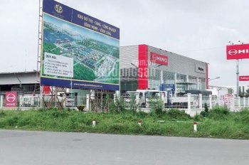 Cần bán gấp đất nền tại khu công nghiệp Bình Minh