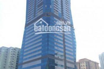 Ban quản lý tòa nhà cho thuê mặt bằng tòa nhà Diamond Tower, Thanh Xuân. Diện tích: 50m2-1000m2
