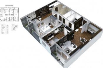 Gấp: Nhượng căn hộ 138.5m2 đẹp nhất dự án HPC Landmark 105 - Hải Phát