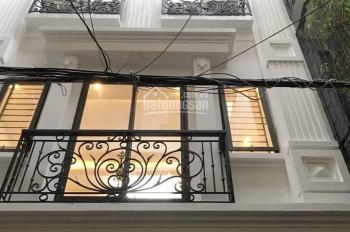 Cần bán gấp nhà ngõ 266 phố Độ Cấn, Kim Mã Thượng, Liễu Giai, Ba Đình, 45m2, 5 tầng, mới giá 5,3 tỷ