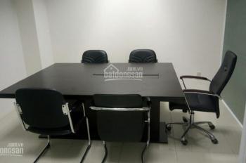 Cho thuê văn phòng trọn gói giá rẻ Quận Tân Bình, tòa nhà mới, đẹp, DTSD 15m2. Giá 6tr/th