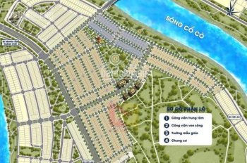 Chính chủ cần bán gấp 2 lô đất đẹp ngay khu đô thị Hòa Quý, Ngũ Hành Sơn, hướng Đông Bắc, Đông Nam