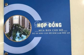 Chính chủ cần bán căn hộ Him Lam Phú An, tầng 8 chuẩn bị nhận bàn giao nhà, LH chính chủ 0906388825