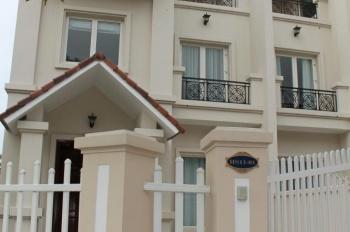 Chính chủ cho thuê biệt thự lô góc Vinhomes Riverside, Quận Long Biên, Hà Nội