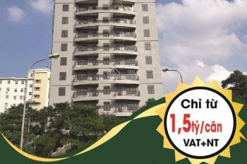Nhận nhà ở ngay tại Sài Đồng Lake View, giá 19,5tr/m2 (VAT+NT), CK 70 triệu, LH: 0983901866
