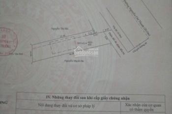 Bán đất mặt tiền Nguyễn Chí Thanh, vị trí kinh doanh tốt. Xin liên hệ 0964859456