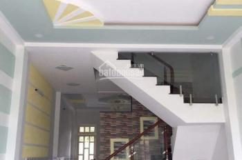 Bán nhà khu dân cư chợ Bình Chánh, DT 80m2, có sổ riêng giá 650tr nhận nhà, LH 0935057892