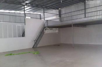 Nhà xưởng 450m2 cuối Lê Văn Khương cho thuê giá 18tr/tháng cao thoáng sạch đẹp, LH: 0903.52.9181