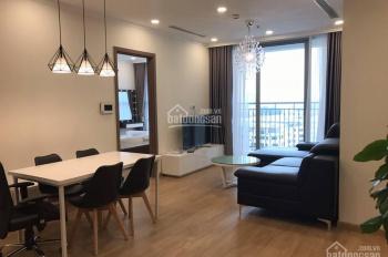 Cho thuê căn hộ CC Hapulico Complex, Căn góc 79m2, tòa 24T3, 2PN, vừa xong nội thất, LH: 0936343629