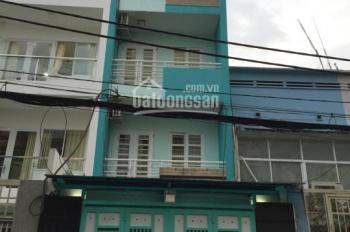 Cần bán gấp nhà mặt tiền Đồng Nai, Cư xá Bắc Hải, P. 15, Q. 10, 3.3x16m. Giá 10 tỷ 6