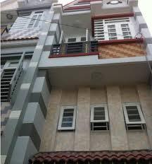 Bán nhà 1 trệt, 1 lầu, diện tích ở 80m2 tại Bình Tân, nhà mới 100%