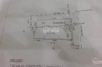 Bán nhà góc 2MT hẻm Lý Thường Kiệt, P9, Tân Bình, 8x13m, 3 tầng lầu, giá 21 tỷ