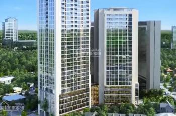 Ban quản lý cho thuê văn phòng tòa Garden Hill, Trần Bình, Dt: 50~1000m2, 0938613888, 170k/m2/th