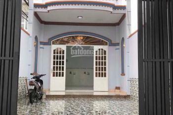 Bán nhà mặt tiền Trần Thị Bốc, Hóc Môn 5x30m, vị trí cực đẹp, khu vực kinh doanh mua bán sầm uất