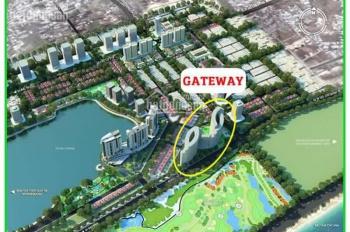 Căn hộ 76,5m2 Vũng Tàu Gateway - Tầng 17 - View Biển & TP - Giá gốc CĐT - LH 0983.07.69.79