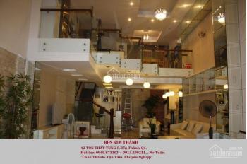 Nhận ký gửi BĐS - Bán tòa nhà mặt tiền Ký Con, 4 x 18m, hầm 7 lầu ST, giá 41 tỷ, HĐ thuê 170tr