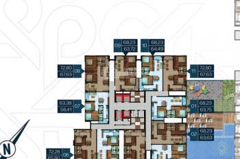 Bán gấp căn hộ Phú Đông Premier B03, A02, A04, B08 giá 1.85 tỷ, A03 1,980 tỷ có VAT, LH 0914181315