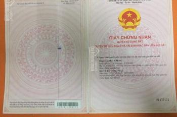 Cần bán 750m2 đất thổ cư mặt đường Huỳnh Thúc Kháng, P. Hàm Tiến, Phan Thiết, Bình Thuận