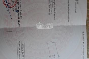 Bán 56.5m2 đất, giá 1.45 tỷ, xã Ngọc Hồi, Thanh Trì, Hà Nội