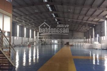 Cho thuê kho xưởng DT 500m2, 900m2, 1500m2 cụm CN Thanh Oai, Hà Nội. Công ty An Hưng, lh 0979929686