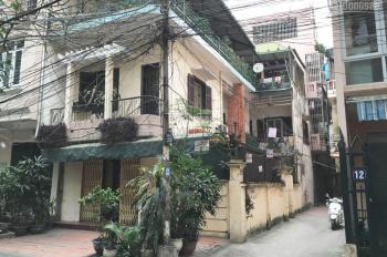 Bán nhà đường chính chủ mặt sàn 105.7m2, mặt tiền 7m, khu vực Hoàng Cầu, Nguyễn Lương Bằng