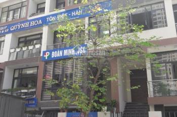 Cho thuê MB tại KĐT Mon City mặt tiền 6m, 84m2 1 tầng 20tr/th rộng đẹp thông thoáng (0976.075.019)