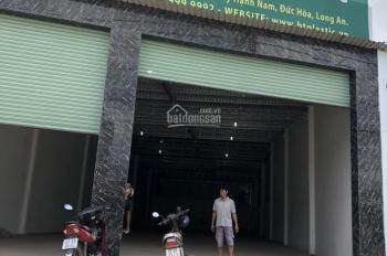 Cho thuê kho xưởng Tỉnh Lộ 824, 530m2, xe container vào tận nơi