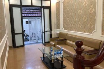 Cần bán nhà phố Nguyễn Chính, phường Tân Mai, quận Hoàng Mai, DT: 60m2*4 tầng, giá: 4.79 tỷ có TL