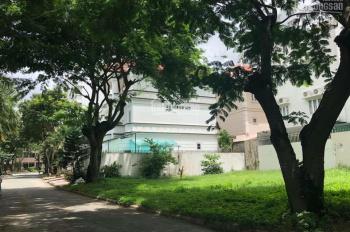 Đất biệt thự đơn lập Phú Mỹ Hưng 254m2, giá 19 tỷ, gần công viên 2ha, 0932 77 66 79