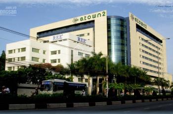 Cho thuê văn phòng Tân Bình, ETown Tower, đường Cộng Hòa, DT 164m2, 506 nghìn/m2, LH 0967.240.941