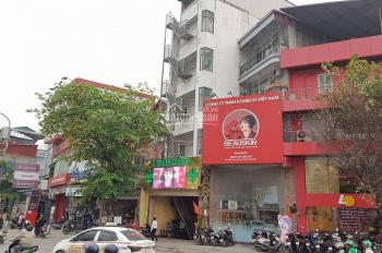 Bán nhà mặt phố Tràng Thi, Hoàn Kiếm 250m2x4T, 15m MT lô góc siêu đẹp. LH: A Cường 0338092832