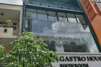 Bán 2 căn nhà MT Lý Tự Trọng, P. Bến Thành, Q1. Vị trí xây khách sạn cực đẹp