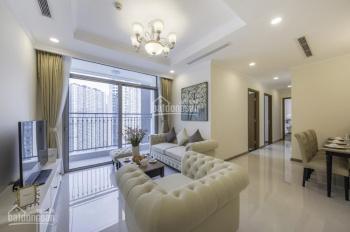 Bán Vinhomes căn 3PN, 110m2, tặng kèm nội thất mới 100%, lầu 20, HĐ thuê 28tr/th, LH 0931.5555.69