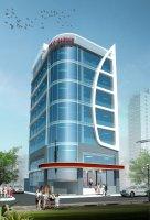 Cho thuê văn phòng DT 142m2 tầng 4 tòa nhà số 262 Huỳnh Văn Bánh, Phú Nhuận,HCM