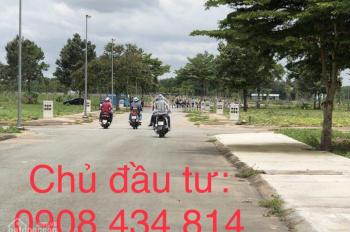 Bán đất chính chủ thành phố Biên Hòa, Đồng Nai, chỉ có 286 triệu, sổ hồng thổ cư, 0908 434 814