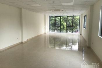 Cảnh báo: Bạn đừng bỏ qua văn phòng Nguyễn Khang, 100m2, vì sàn quá đẹp, miễn chê, giá chỉ từ 18tr