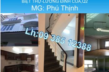 Bán biệt thự Lương Định Của, An Phú, Q2