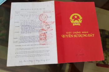 Cần bán đất nhà vườn ở Phố Vị, Hữu Lũng, Lạng Sơn đã có sổ đỏ