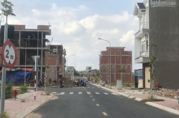 Cơ sở hạ tầng dự án Phú Hồng Thịnh 10, Dĩ An, gần hoàn thiện