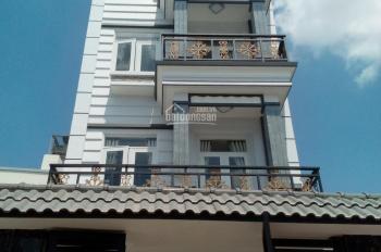 Nhà MT đường ngay An Dương Vương, Tân Hòa Đông, DT 5x15m, đúc 4 tấm, 4PN, giá 5tỷ. LH: 0933238218
