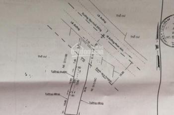 Cần bán dãy phòng trọ 6x40m mặt tiền Tân Hòa Đông, Bình Tân