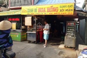 Bán nhà mặt tiền đường Ấp Chiến Lược, Bình Trị Đông, Bình Tân, DT 4x30m, nhà cấp 4