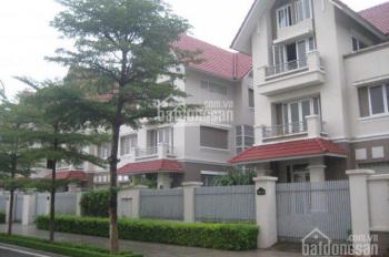 Cần cho thuê lại căn biệt thự 306m2, khu đô thị An Hưng nhà xây thô hoàn thiện mặt ngoài 3,5 tầng
