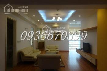 Bán căn hộ 3PN đủ đồ DT 119m2 ở khu ĐT Nam Thăng Long - Ciputra Hà Nội, giá 3,5 tỷ. LH 0936 670 899