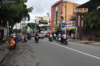 Bán nhà MTKD Tân Sơn Nhì, DT: 9x22m 1 hầm 4 lầu đang cho thuê, vị trí bao đẹp kinh doanh sầm uất